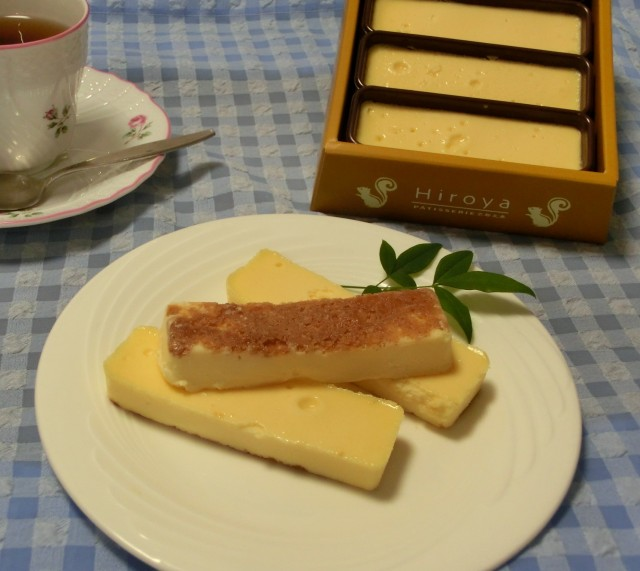 アイスチーズスティック