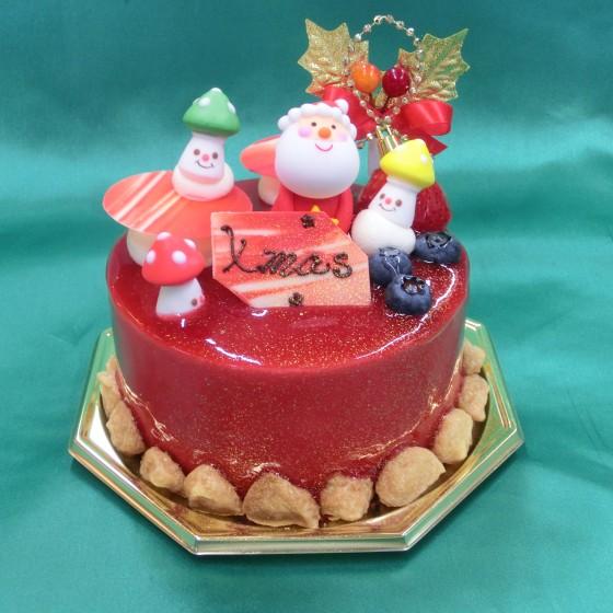 木苺クリスマス